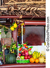 box fruit