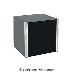 Box isolated