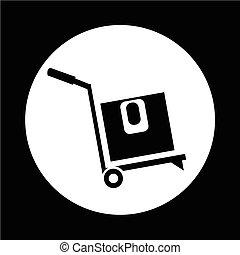 box Logistic icon
