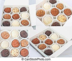 box of chocolates set