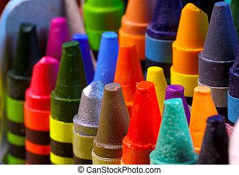 Crayons - Box of Crayons