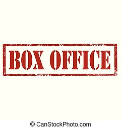 Box Office-stamp
