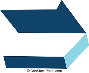 Box Open Logo Design Template Vector
