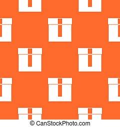 Box pattern seamless