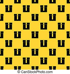 Box pattern vector