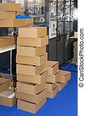 Box production