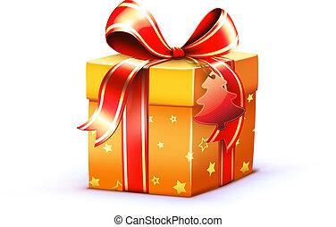 boxas, gåva