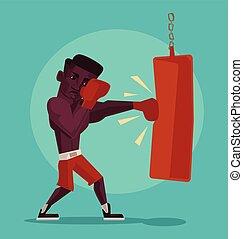 boxeador, african - american