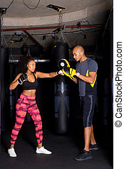 boxen, training