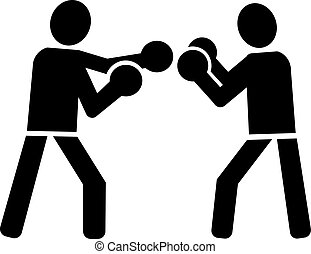 Boxer Boxing Fight