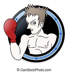 Boxer emblem