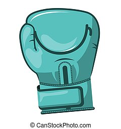 boxing gloves sport icon vector illustration design