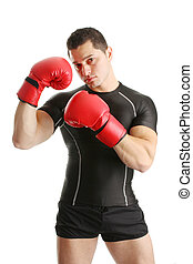 Boxing guard