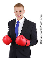 Boxing guy