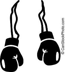 boxing handschoenen