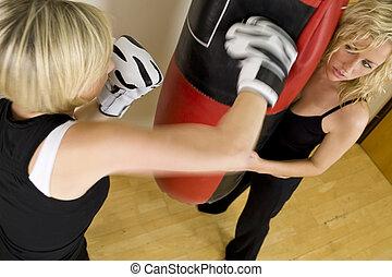 boxing, oplossen