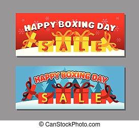 boxning, baner, dag, hälsning