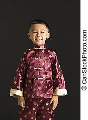 boy., アジア人