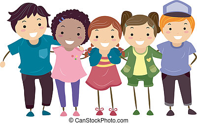 Boy and Girl Group
