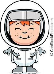 Boy Astronaut
