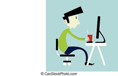 Boy at home desk2