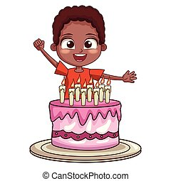 Boy birthday party