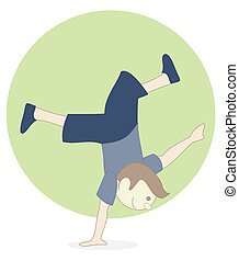 boy breakdance
