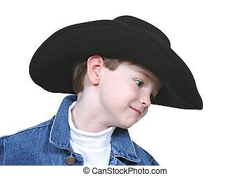 Boy Child Cowboy