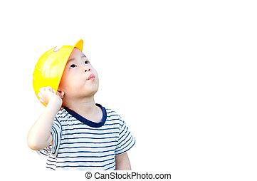 Boy engineer