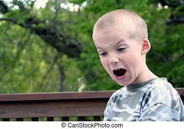 Boy Expressions 4
