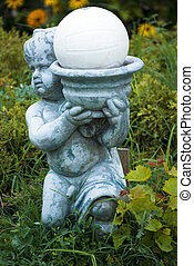 garden decorative statue