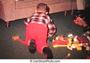 Boy Hits His Baby Sister (1965)