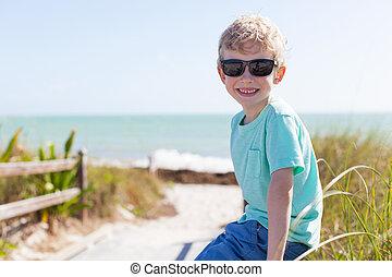 boy in florida