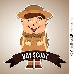 boy scout design