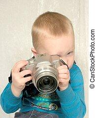 boy with camera#1