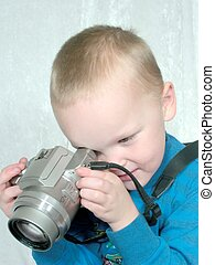boy with camera#3