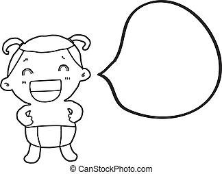 boy with speech bubble