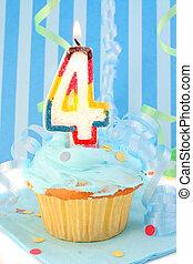 boy\\\'s fourth birthday