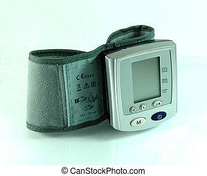 BP digital meter- Sphygmomanometer - A device used for ...