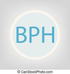 BPH (Benign Prostatic Hyperplasia) acronym
