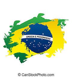 brésil, conception