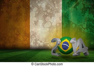 brésil, coupe monde, 2014