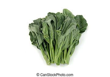 brócolos, chinês