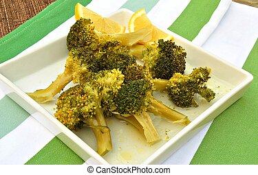 brócolos, grupo