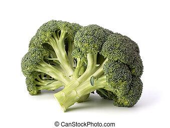 brócolos, vegetal