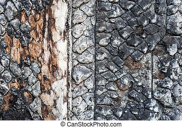 texture sombre charbon scories stones br l pierres image recherchez photos clipart. Black Bedroom Furniture Sets. Home Design Ideas
