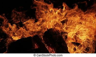brûler, brûlé