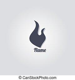 brûler, chaud
