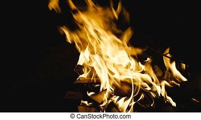 brûler, cuisine