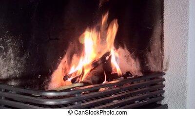 brûler, regard